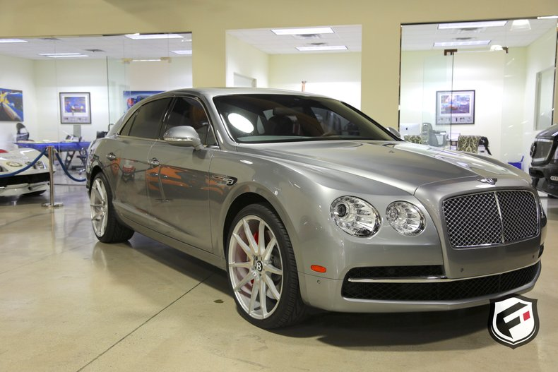 2015 bentley flying spur 4dr sdn w12