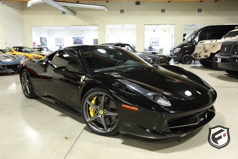 2014 Ferrari 458 Italia For Sale