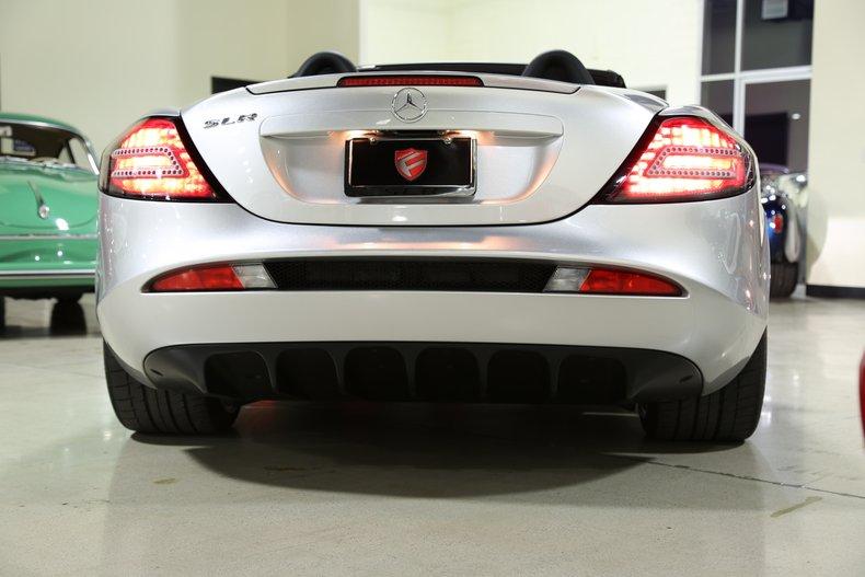 2008 Mercedes-Benz SLR McLaren