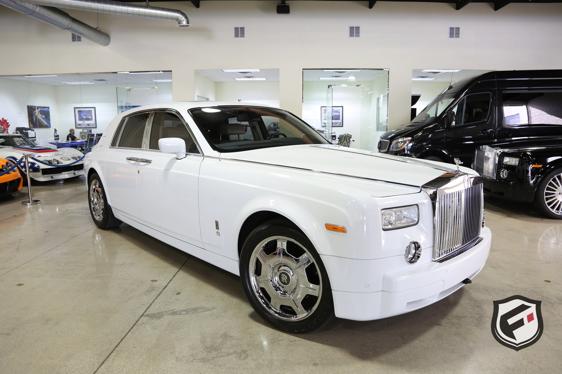 2006 Rolls Royce Phantom Fusion Luxury Motors