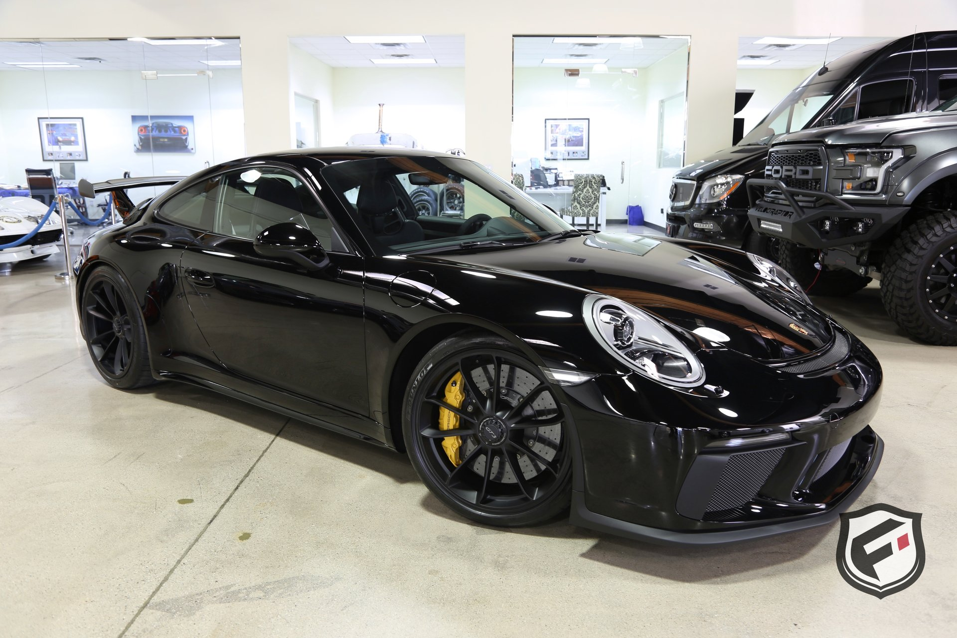 2018 Porsche 911 Fusion Luxury Motors