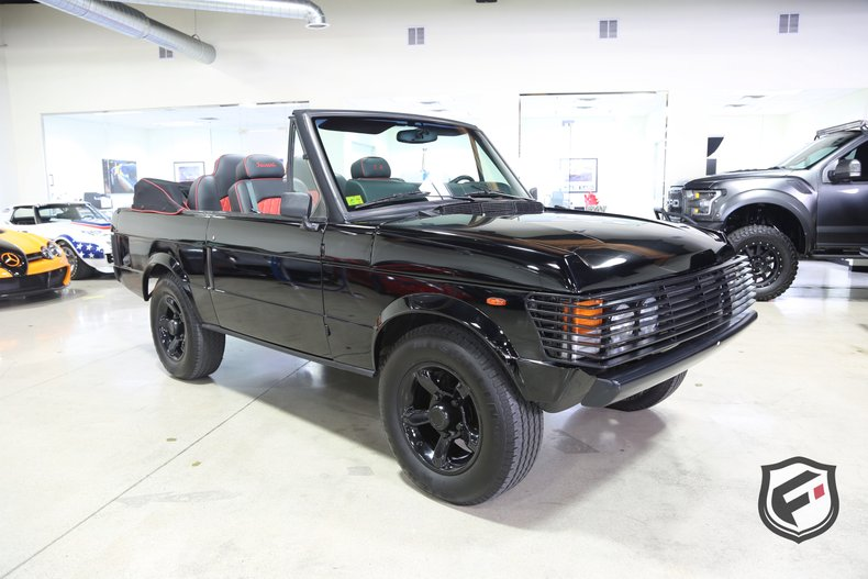 1982 Land Rover Range Rover For Sale