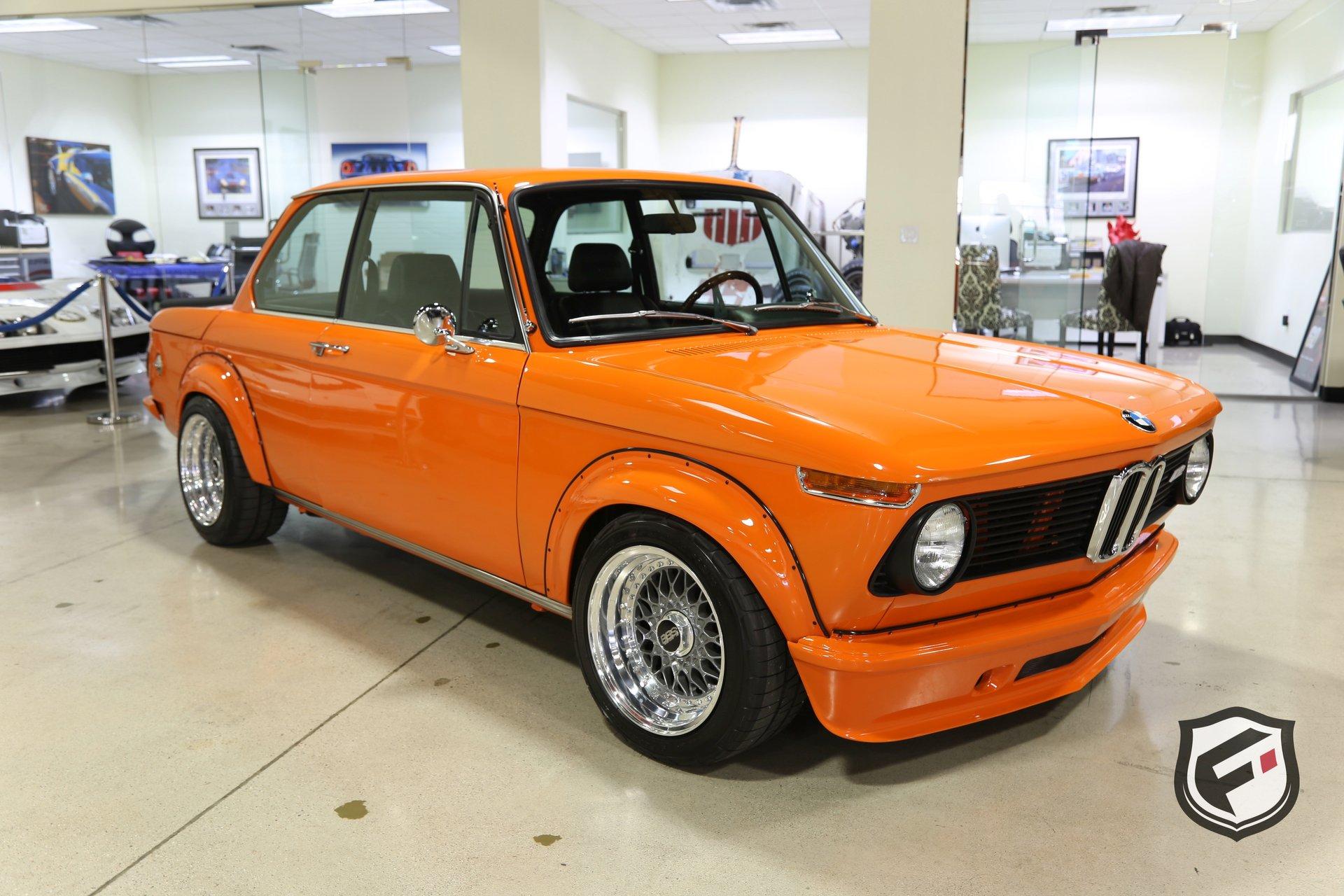 1976 Bmw 2002 Fusion Luxury Motors