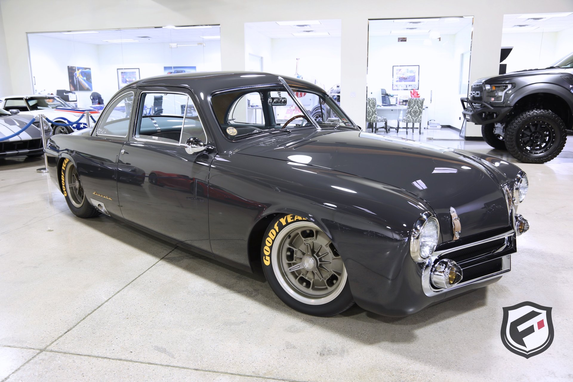 1951 Ford Coupe