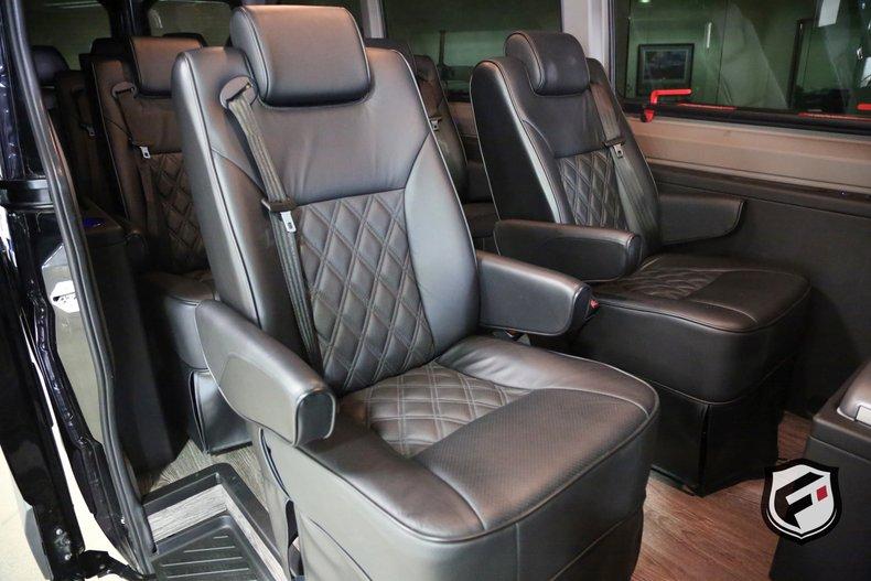 2011 Mercedes-Benz Sprinter Passenger Vans