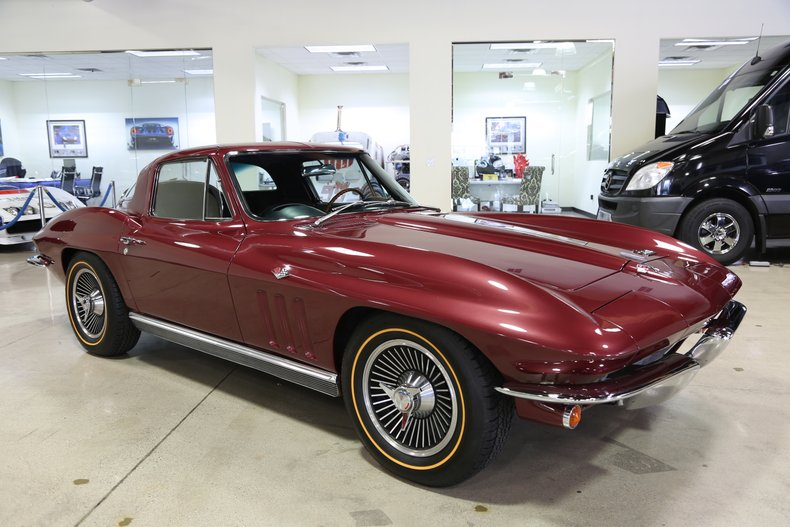 1966 Chevrolet Corvette For Sale