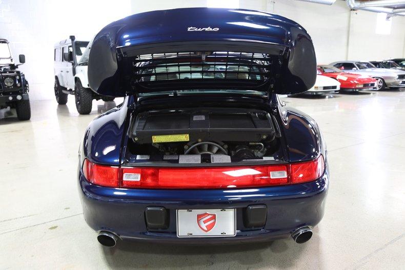 1997 Porsche 911 Turbo (Model 993)