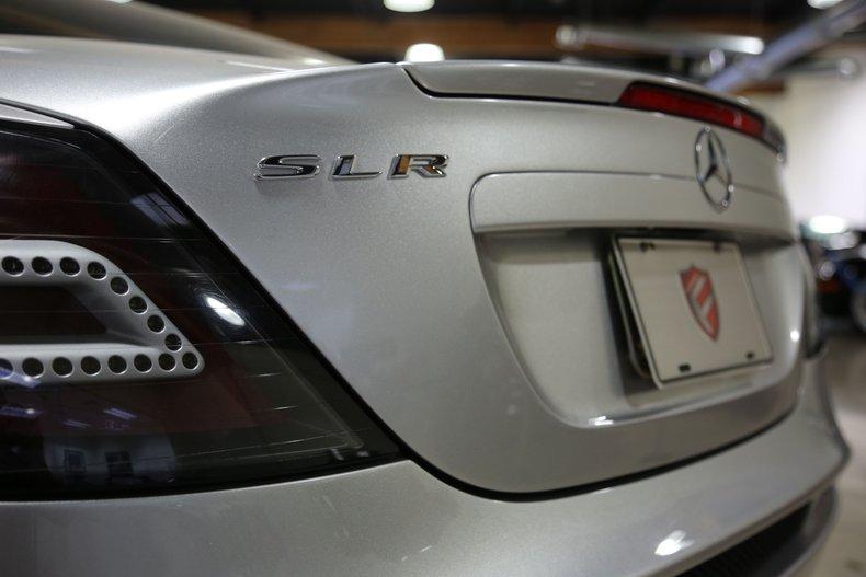 2005 Mercedes-Benz SLR McLaren