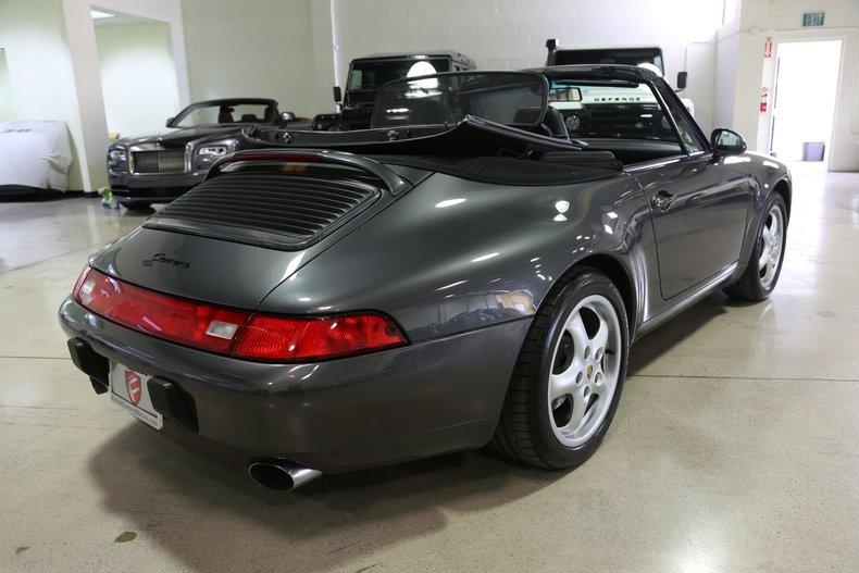 1997 Porsche 911 CARRERA 2 (993)
