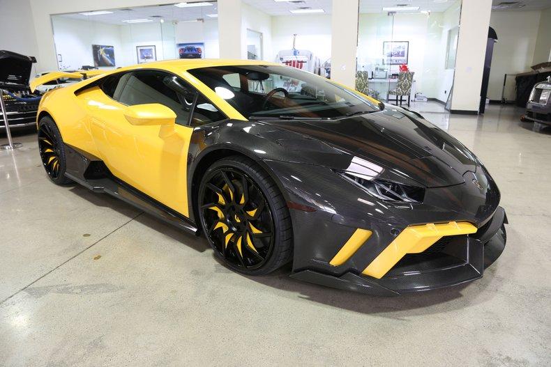 2015 Lamborghini Huracan For Sale