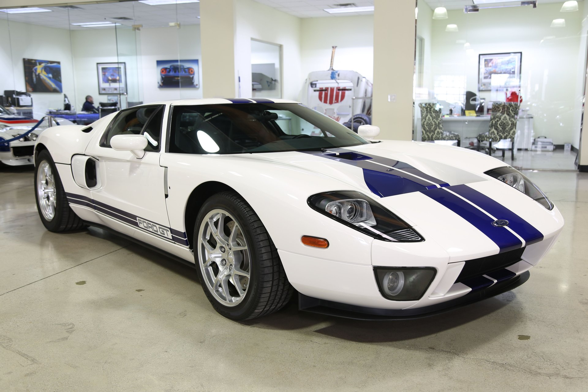 2005 Ford Gt Fusion Luxury Motors