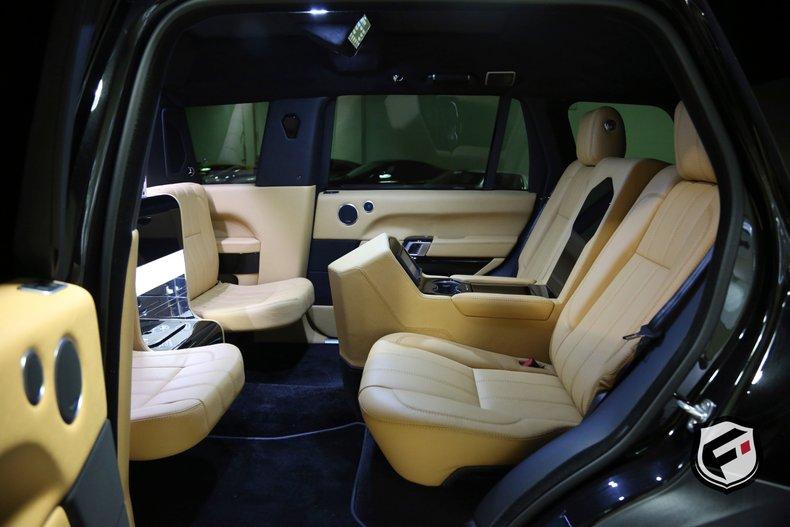 2017 Land Rover Range Rover Fusion Luxury Motors