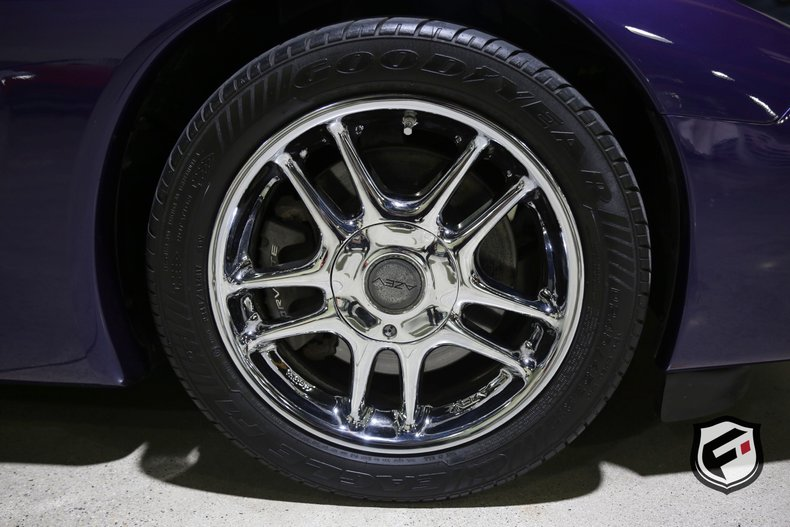 1998 Chevrolet Corvette
