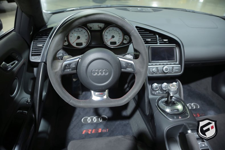 2012 Audi R8
