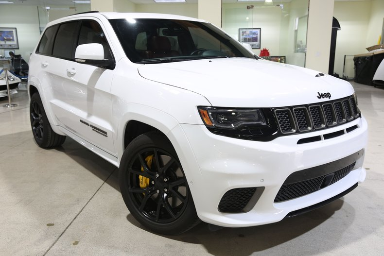 2018 jeep grand cherokee trackhawk 4x4 ltd avail