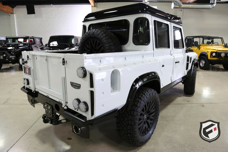 1991 Land Rover Defender 110 Pickup