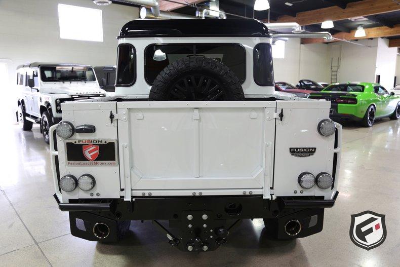 1985 Land Rover Defender 110 Pickup