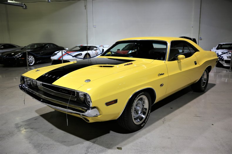 1970 Dodge Challenger RT 440 Six Pack