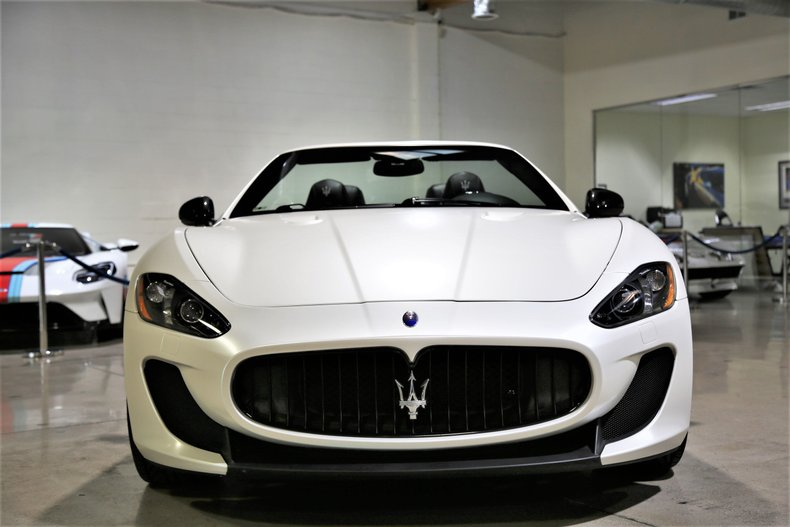 2013 Maserati GRANTURISMO MS CONVERTIBLE