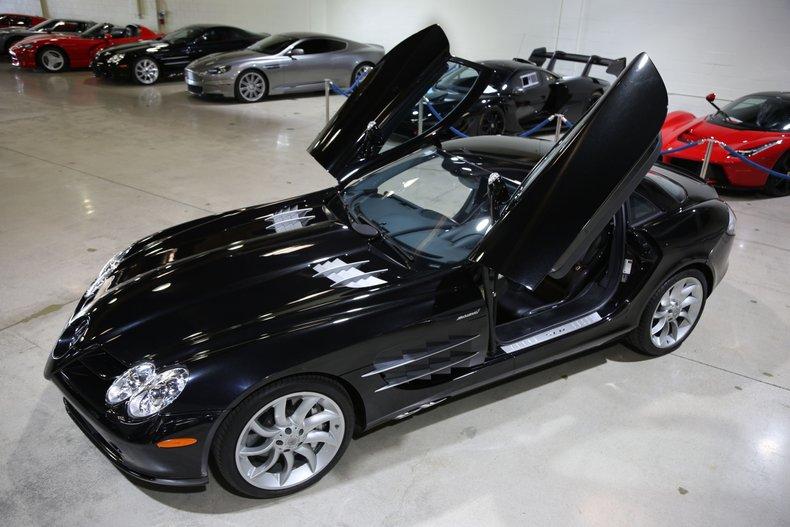 2006 Mercedes-Benz SLR McLaren