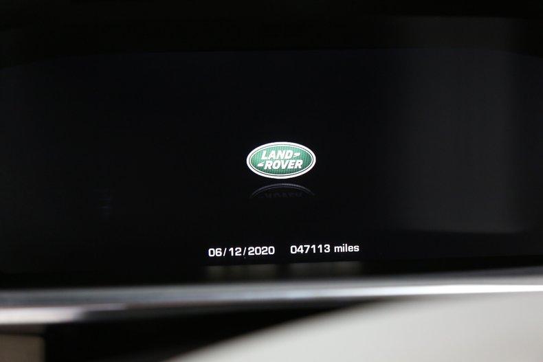 2015 Land Rover Range Rover