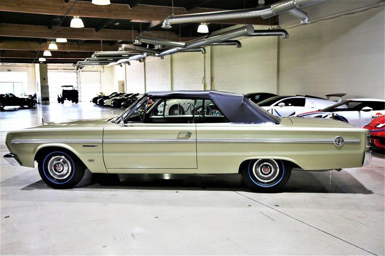 1966 Plymouth BELVEDERE II HEMI CONVERTIBLE