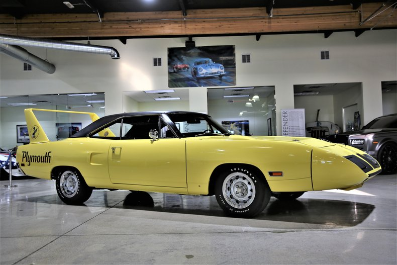 1970 plymouth superbird 440 six pack 4 speed manual