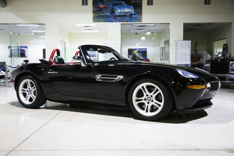 2000 bmw z8 z8 2dr roadster