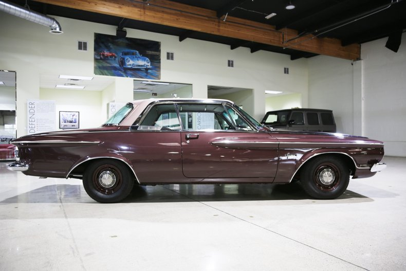 1962 Plymouth Fury