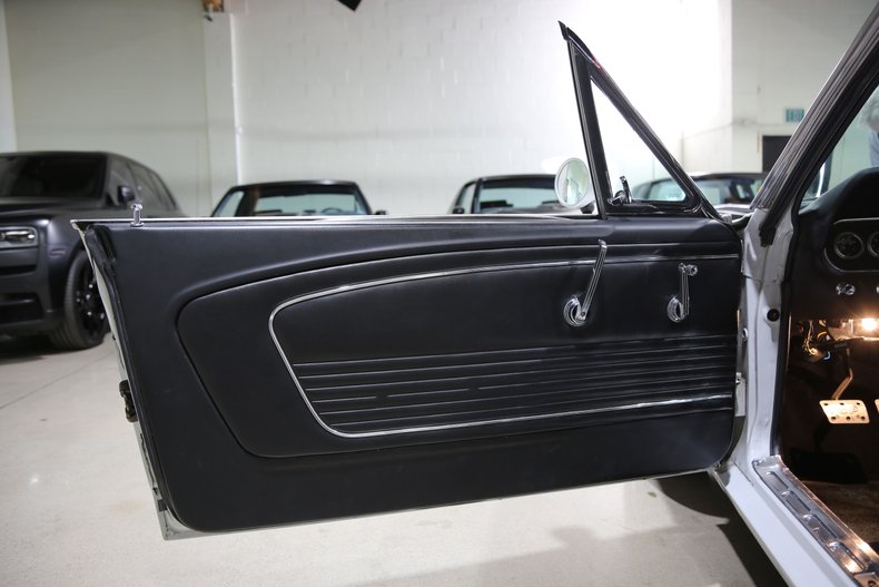 1966 Ford MUSTANG FASTBACK