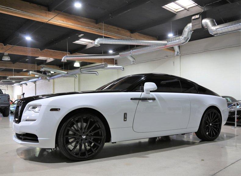 2017 Rolls-Royce BLACK BADGE WRAITH