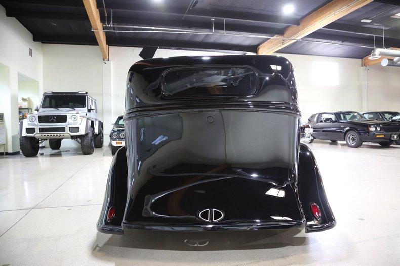 1934 Dodge Sedan
