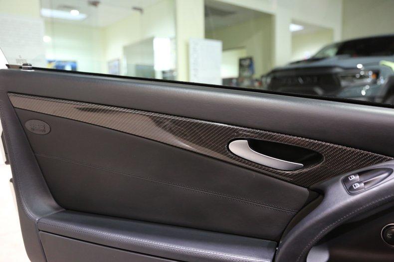 2009 Mercedes-Benz SL65 AMG BLACK SERIES