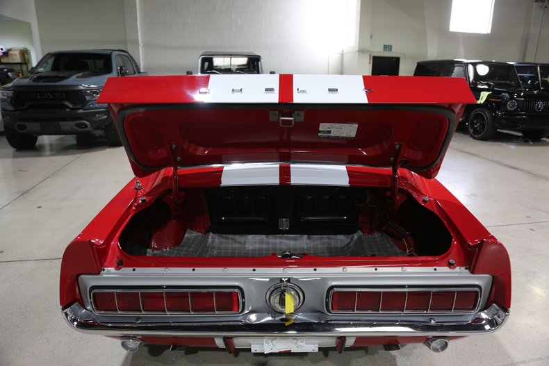 1968 Ford MUSTANG SHELBY GT500