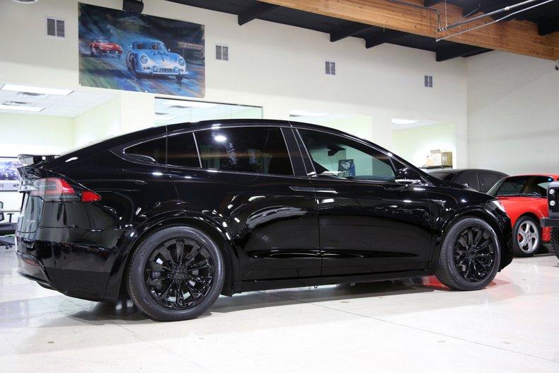 2020 Tesla MODEL X LONG RANGE PLUS