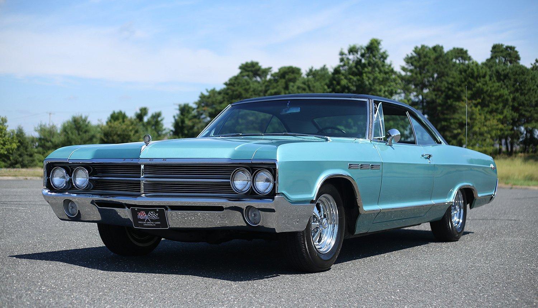 1965 buick lesabre 400