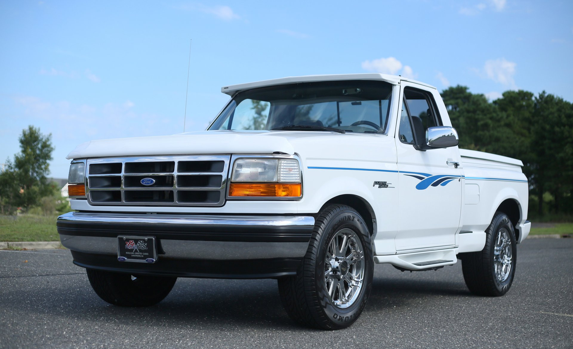 1995 ford f150 flare side xlt