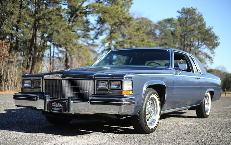 1984 Cadillac DeVille For Sale