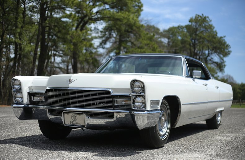 1968 Cadillac Sedan DeVille For Sale