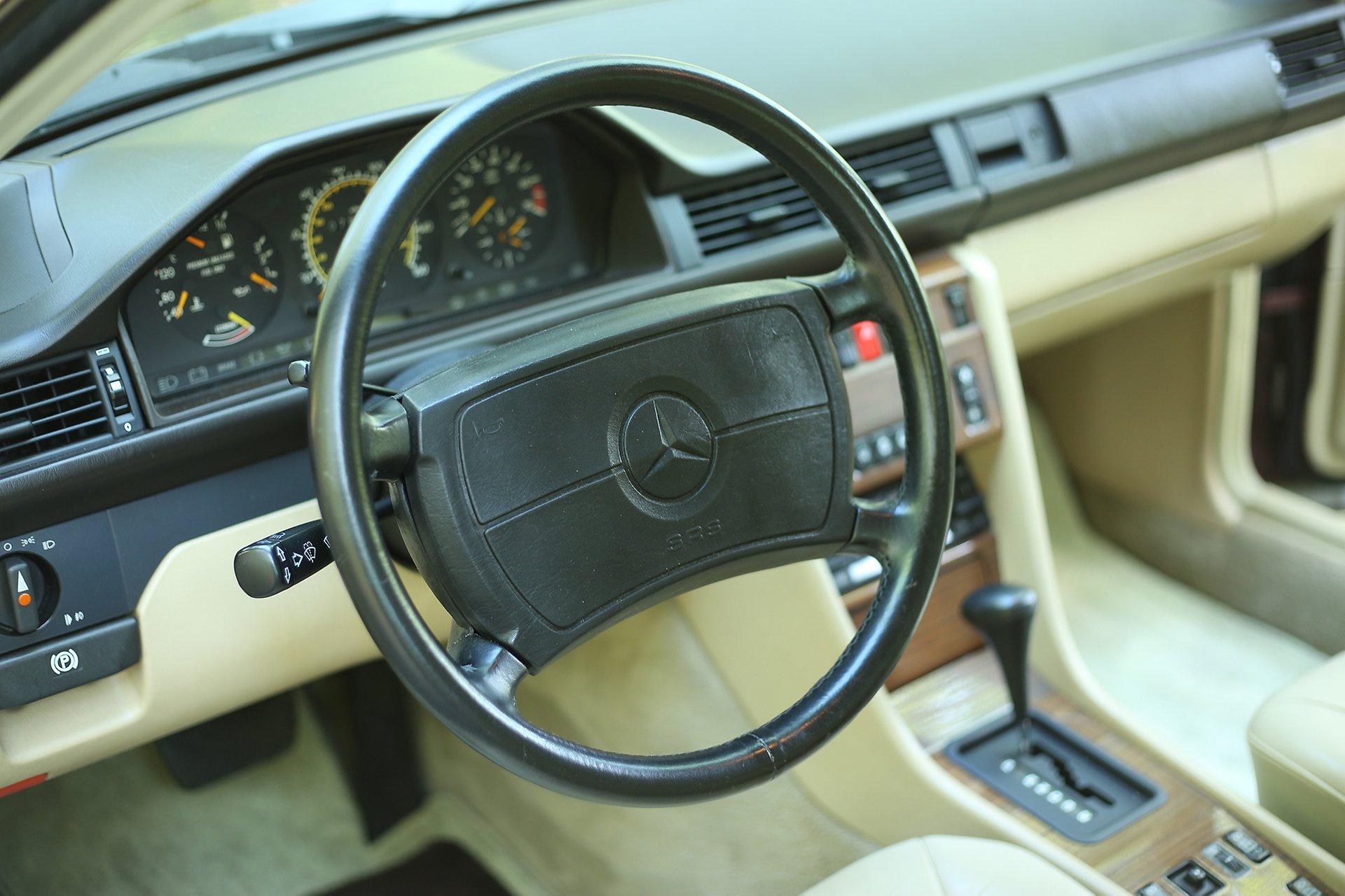 1988 Mercedes-Benz 300 | Future Classics