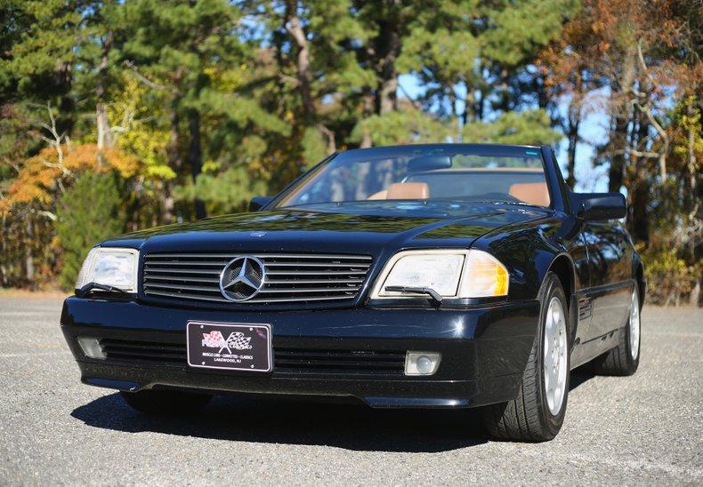 1995 Mercedes-Benz SL500 | Future Classics