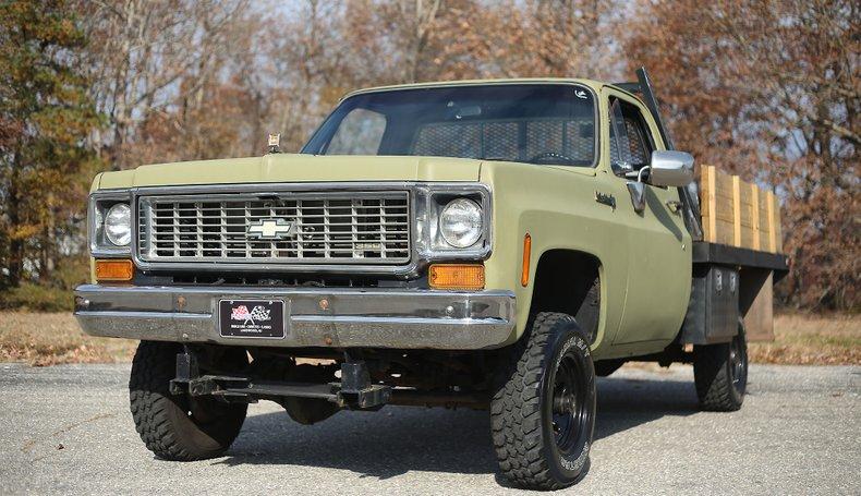 1974 Chevrolet C/K 10 Series