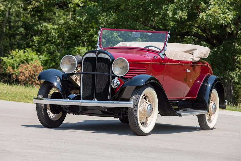 1931 Willys Roadster