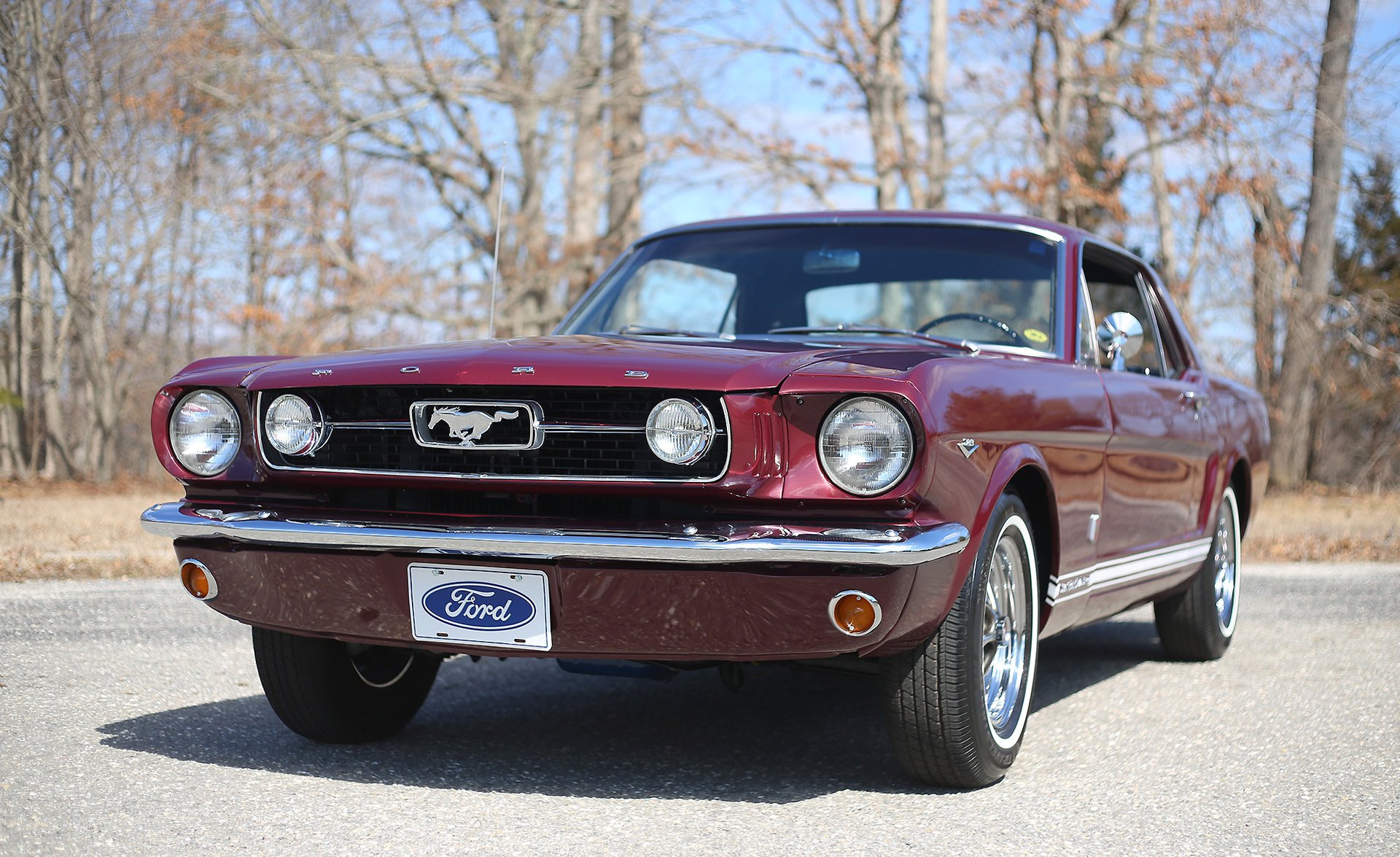 1966 ford mustang future classics