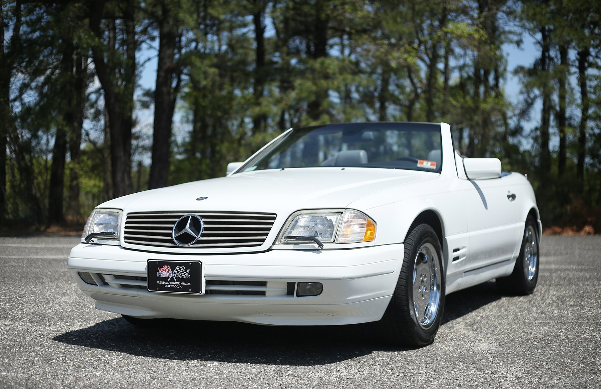 1997 mercedes benz sl500