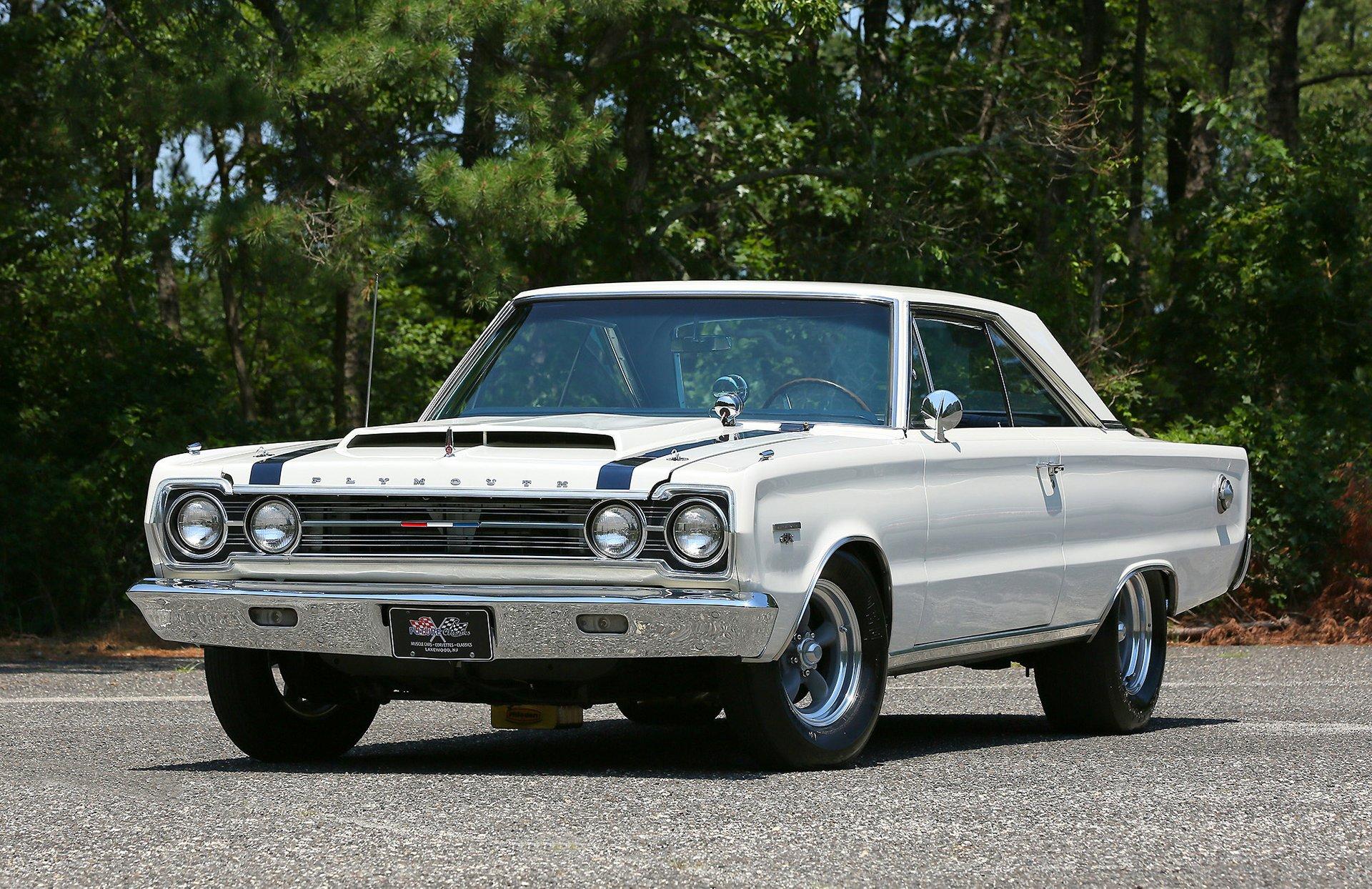 1967年 プリムス GTX 2HT