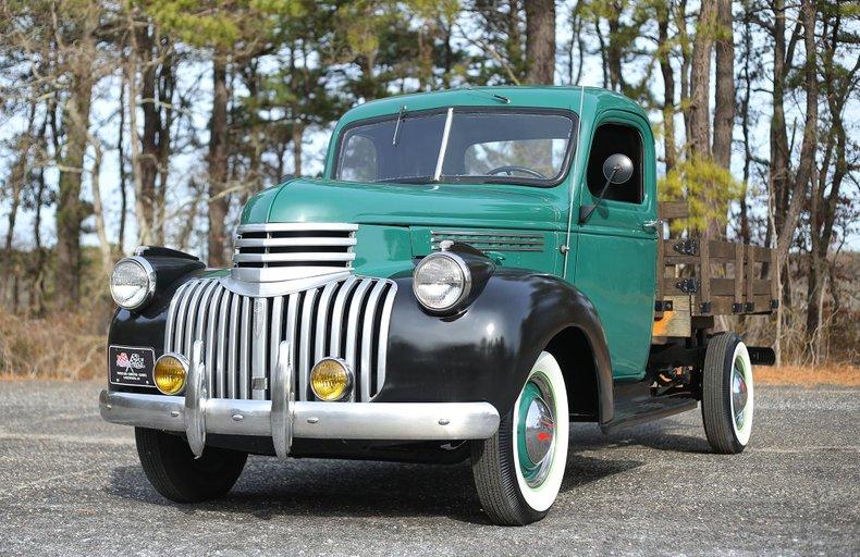 1941 Chevrolet 1-1/2 Ton Pickup