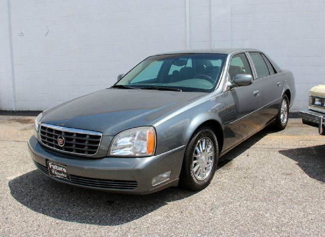 2004 Cadillac DeVille For Sale