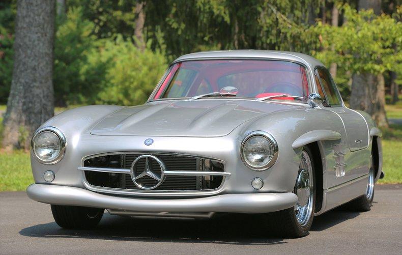 1957 Mercedes-Benz 300 SL