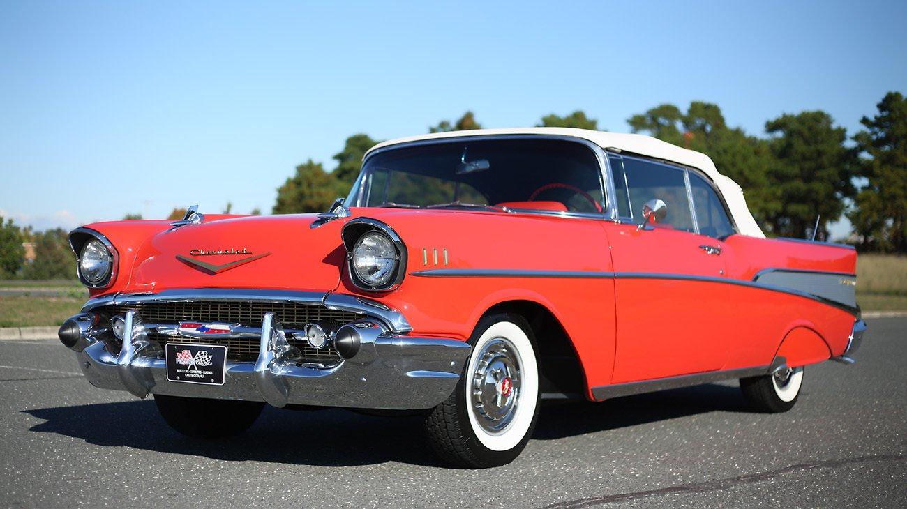 1957 Chevrolet Bel Air Future Classics 57 Chevy Rear Bumper